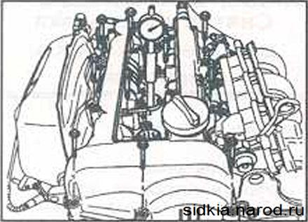 какая компрессия должна быть в двигателе киа сид